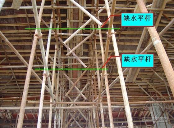 建筑工程高大模板支撑施工安全技术培训讲义(附图说明)