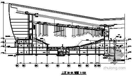 某艺术中心三区施工图3