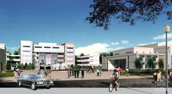 [嘉兴市]某高级中学规划设计-2