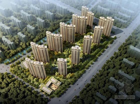 [江苏]框剪结构高层住宅楼施工组织设计