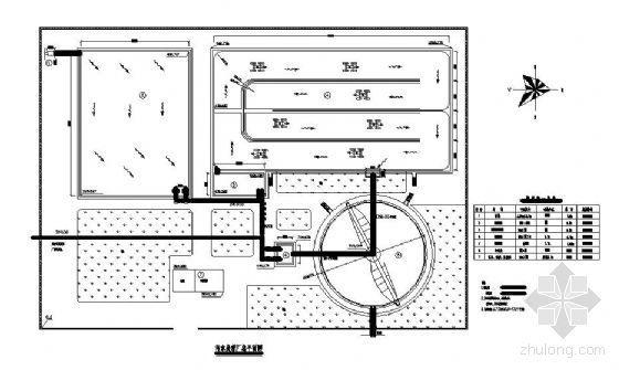 氧化沟处理糖厂废水毕业设计