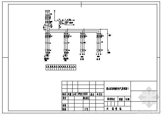 10Th煤水处理系统控制图