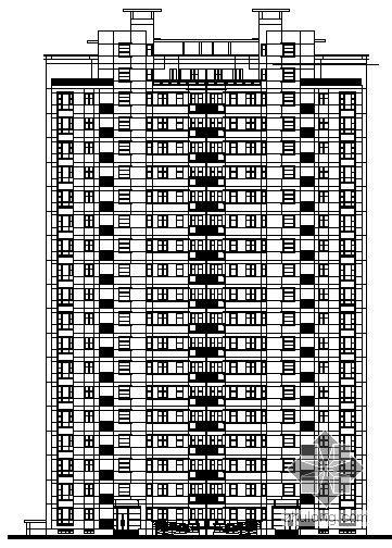 医学院路101街坊36号地块建筑施工图