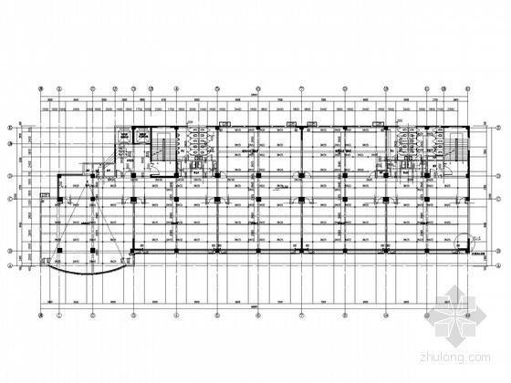 [安徽]1.8万平米中学教学楼给排水施工图(太阳能热水)