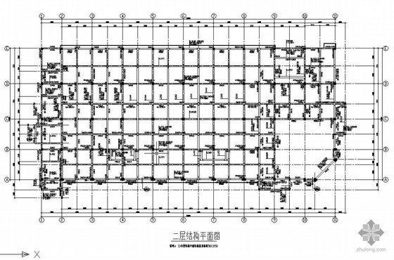 某三层框架结构办公楼整套图纸