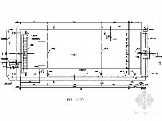 20000t污水处理SBR工艺图