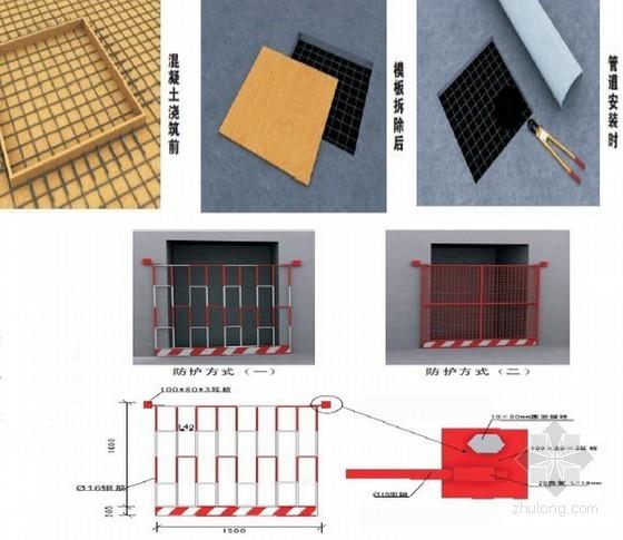 大型建筑企业编制安全文明施工标准图册(50页 附图多)