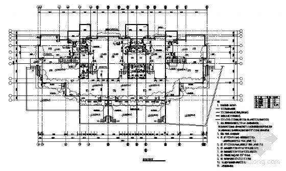 丹堤A区1号楼建筑施工图-3