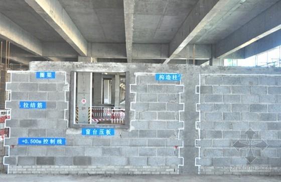 建筑工程3A级安全文明标准化工地创优申报(附图丰富)