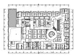 [河南]郑州绿地峰会天下群楼KTV设计施工图(附效果图)