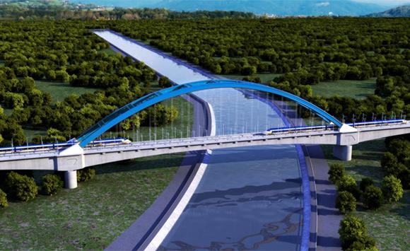 郑万高速铁路BIM技术应用