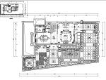 [佛山]现代新中式三层别墅样板间施工图(含实景图)