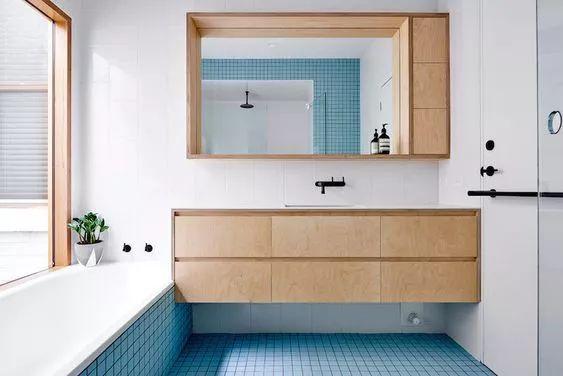 镜柜, 小平米卫生间的收纳福星!