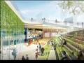 招商局前海自由贸易中心启动区绿轴项目