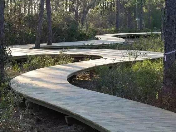 """园林路径设计的那些""""套路""""!_45"""