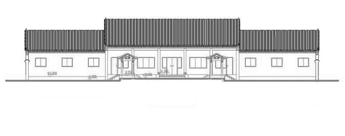 179套中式风格古建筑施工图