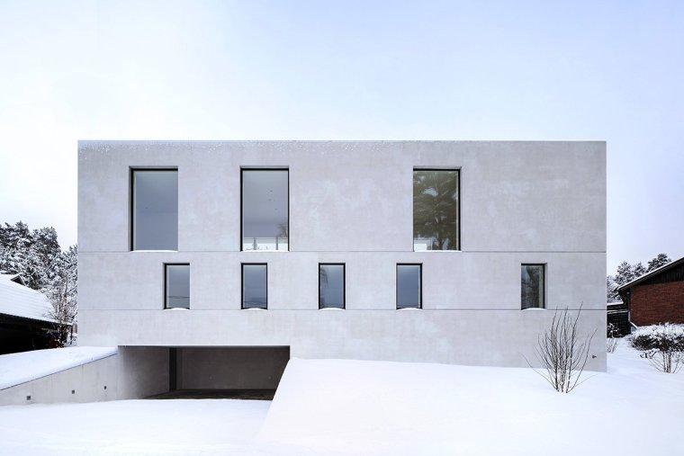 瑞典斯德哥尔摩Mortnas别墅_3