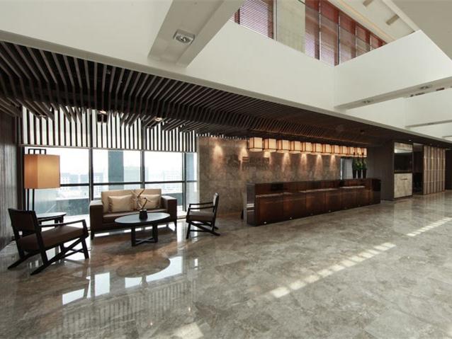 上海三银集团办公空间-上海三银集团办公空间第1张图片
