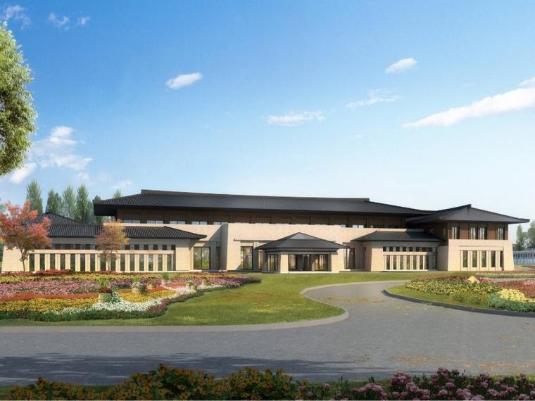 甘肃知名酒店钢结构施工组织设计