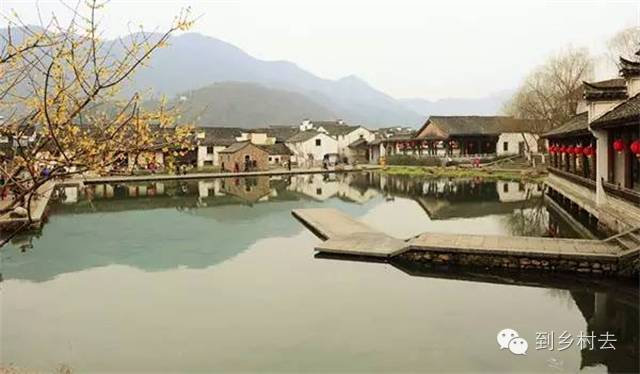 设计酱:忘记乌镇、西塘、周庄吧!这些古镇古村,很美很冷门!_5
