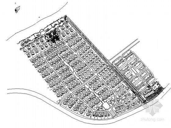[海南]滨水居住样板区景观规划设计施工图