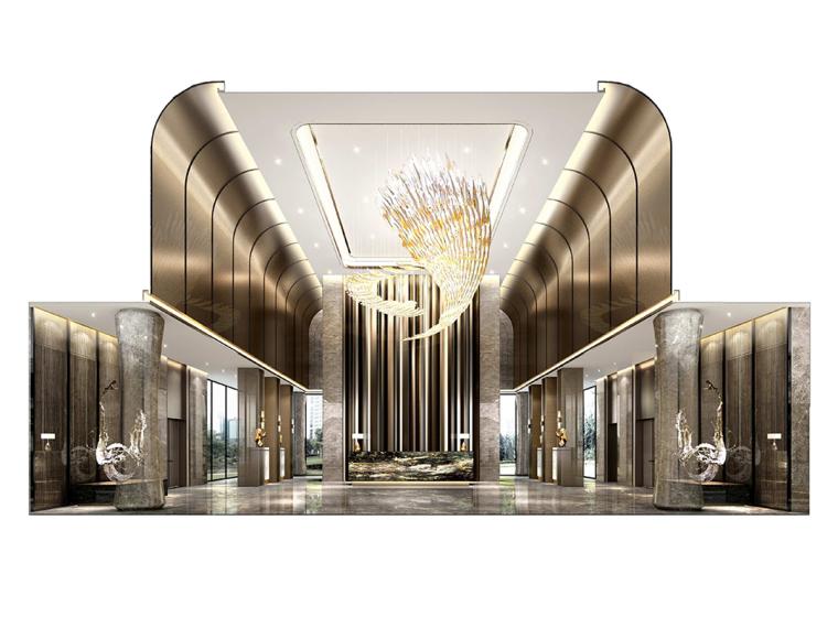 [苏州]梁志天旭辉月亮湾住宅项目深化设计方案册PDF+JPG144P