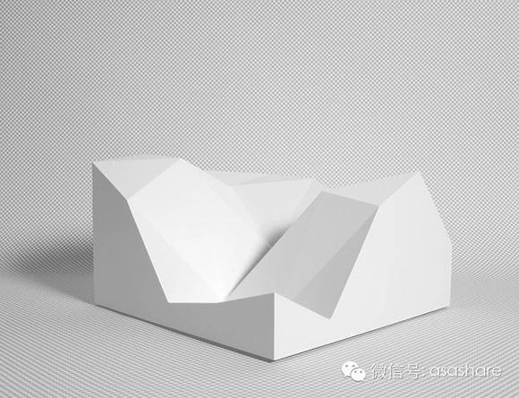 看看国外学生/建筑师的概念模型_20