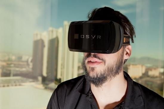 """VR技术运用资料下载-""""VR""""技术或将颠覆家居行业"""
