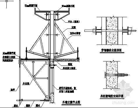 北京某住宅模板施工方案(覆膜多层板)