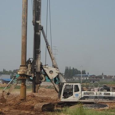 钻孔桩施工工艺及质量标准(循环钻 冲击钻 旋挖钻)