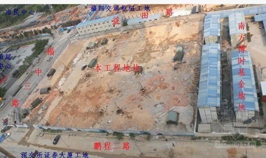 [广东]深层搅拌桩、锚索基坑支护与降水工程施工方案