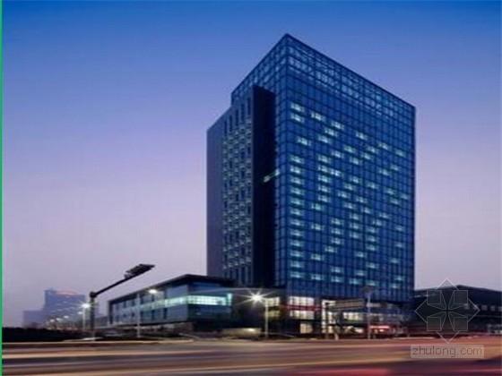 [浙江]高层框筒结构办公楼施工质量创优汇报(多图)