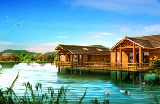 度假村项目投资经济测算表