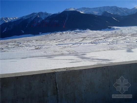 [新疆]水库大坝坝体渗漏处理工程技术施工方案(图文并茂)