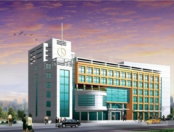 [山东]综合办公楼通风空调工程量清单计价实例