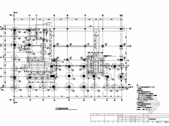 [吉林]33层框支剪力墙结构商住楼结构施工图(含建筑图)