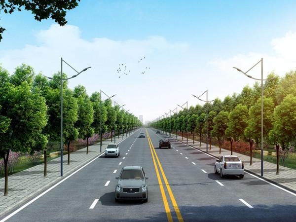 市政道路及给排水工程可研报告(共78页)