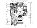 [北京]高档小区精品奢华复式住宅室内施工图