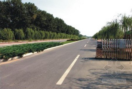 杭州市政道路cad资料下载-杭州市某市政道路综合整治工程施工小结