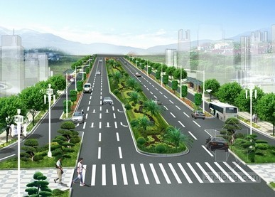 [上海]市政道路工程施工组织设计(投标)