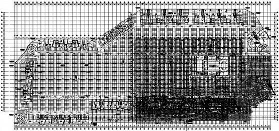 [广东]超高层住宅小区给排水施工图纸106张(7栋楼)