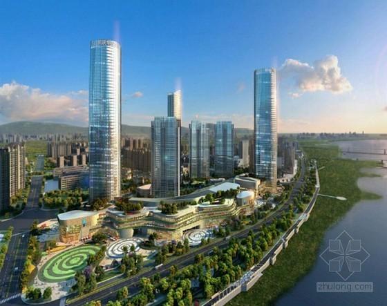 [江西]框筒结构超高层商业酒店工程模板施工方案(100页)