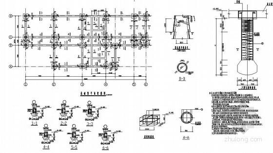 某老年活动中心结构设计图