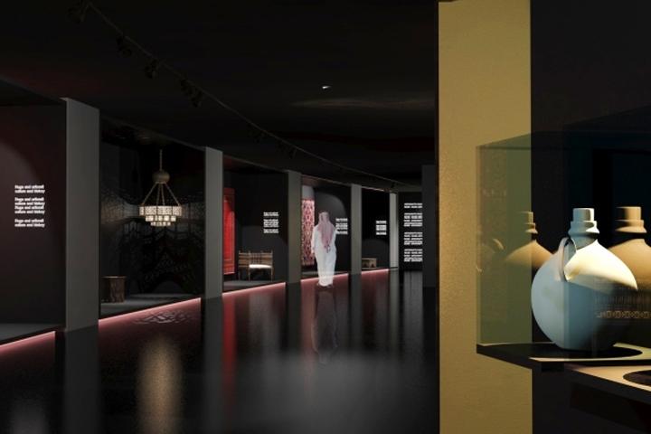 卡塔尔地毯博物馆