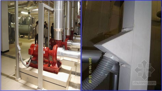 建筑机电安装工程质量通病与防治(图文对照 编制精细)