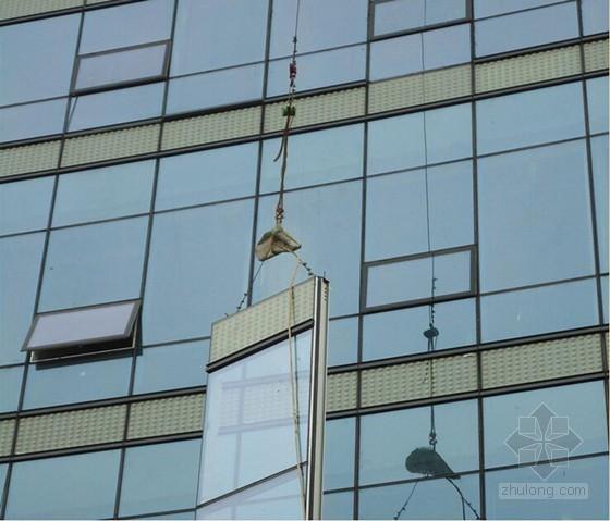 [QC成果]高层单元体幕墙吊装技术创新(图文结合)
