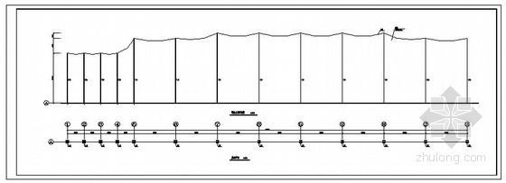 某40米高钢结构塔架设计图