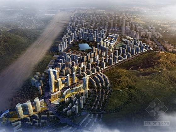 [贵阳]某住宅小区规划及单体设计方案分析