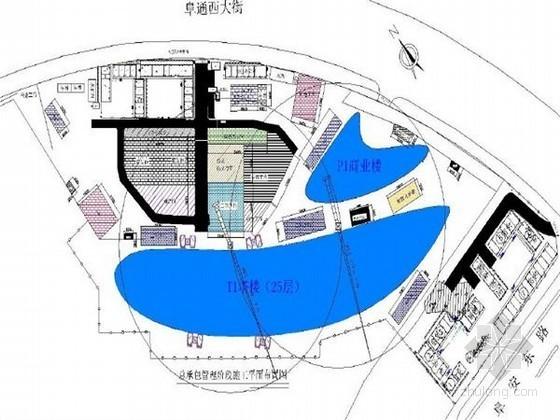 [北京]商业综合体项目总承包管理施工方案(87页 详细)