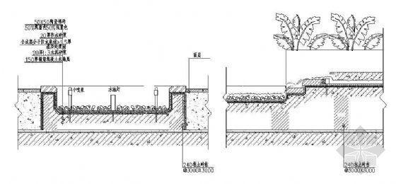 小庭园水道详图(1)